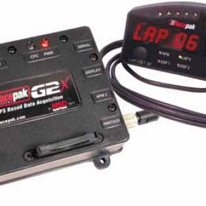 MSD Ignition Racepak GPS Data Logger