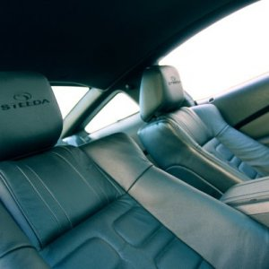2010 Steeda Q350 Interior/Seats