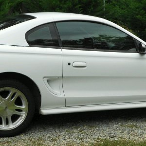 98 Mustang GT coupe